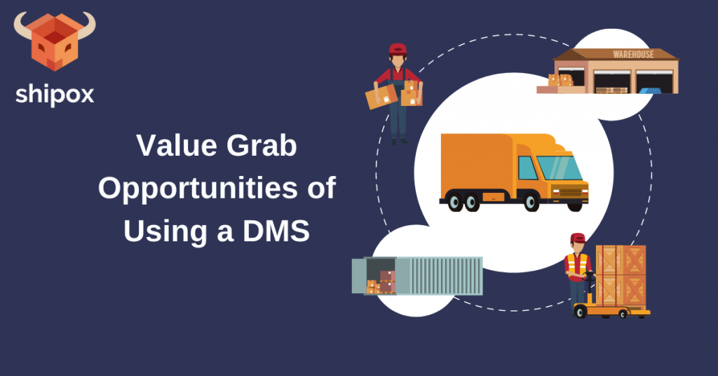 Value Grab Opportunities of Using a DMS