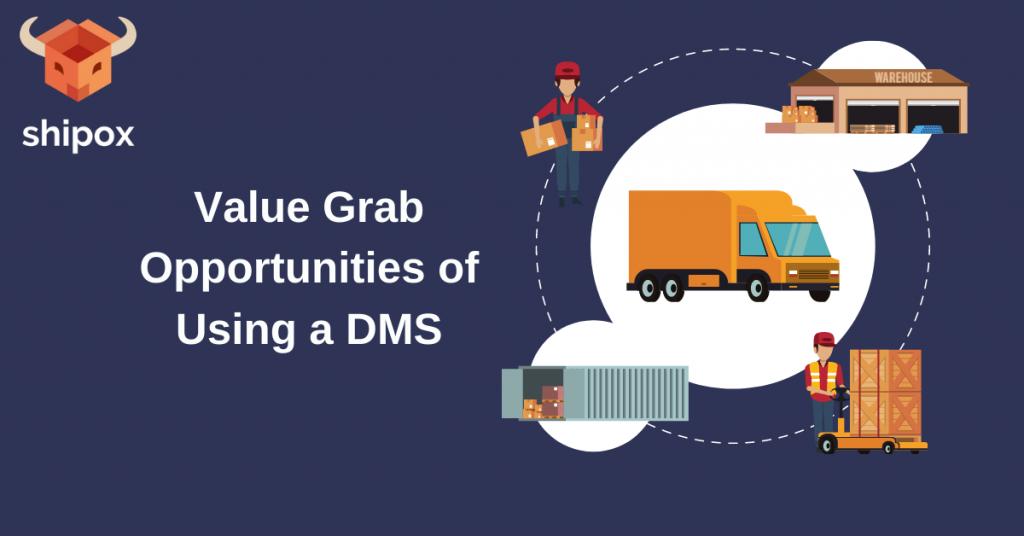 Возможности получения выгоды от использования DMS